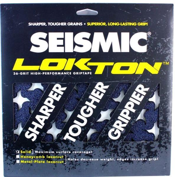 Seismic Lokton Ninja GRIP TAPE 3 Pieces 11